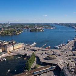 Slussen Stockholm, arkivbild.