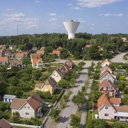 Vattentornet Nyköping, arkivbild.